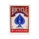 Bicycle Standard Red Deck