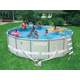 Каркасный бассейн Intex Ultra Frame Pool 54452